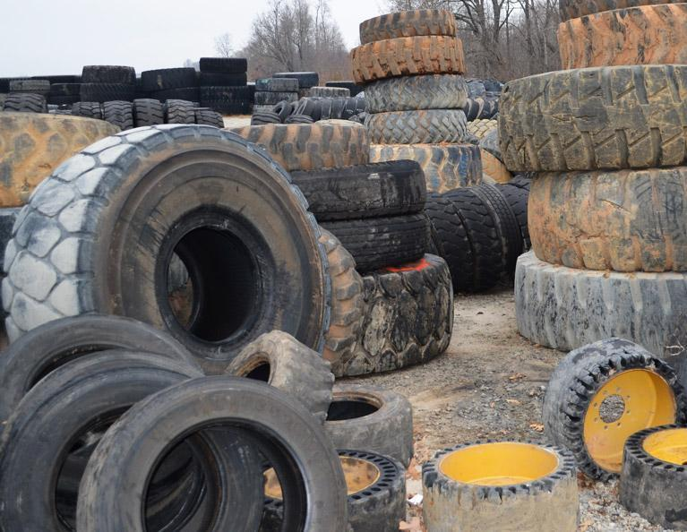 Scrap Tire Disposal