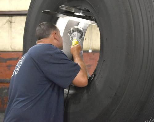 11. Final Tire Inspection